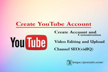 create-YouTube-account